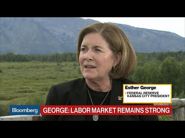Fed's George Says It's Not Yet Time to Provide More Accommodation