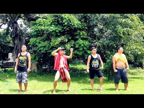 Pinoys Try Thai Dance Steps with Dayang Dayang -  ขั้นตอนการเต้นรำไทยโดยชาวต่างชาติ