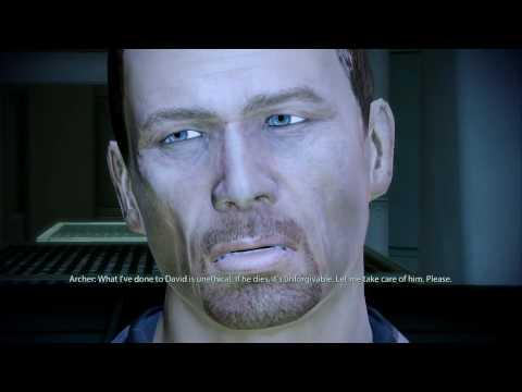 Mass Effect 2 Overlord DLC Renegade Ending