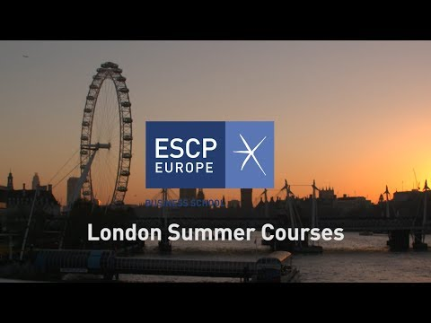 ESCP Europe: Summer Courses in London