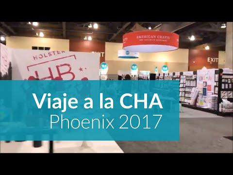 Viaje a la CHA en Phoenix 2017