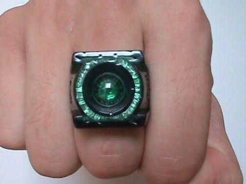 Green Lantern Power Ring Toys R Us