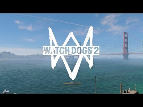 WatchDogs2 | Dressing Marcus up | The Beginning |
