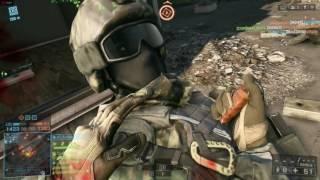 Battlefield 4... some Skill Kill