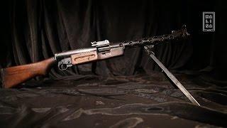 Чешское оружие начала Второй мировой: пистолет-пулемёт ZK-383 и пистолет CZ vzor 27