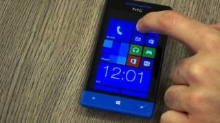 HTC Windows Phone 8S Unboxing Featuring 8X - iGyaan