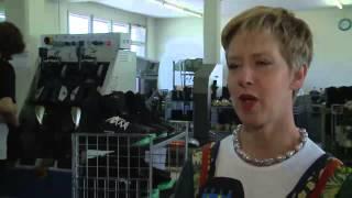 Künzli SwissSchuh AG goes China