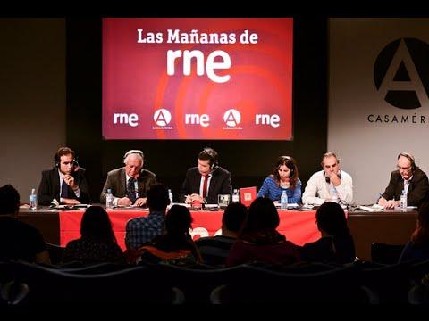 Las mañanas de Radio Nacional, con Alfredo Menéndez