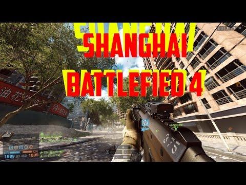 SIEGE OF SHANGHAI - 64 PLAYERS HARDCORE MODE - ULTRA GRAPHICS - BATTLEFIELD 4