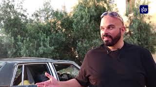 السيارات المهجورة في اربد تشكل مكرهة صحية