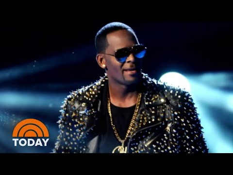 R. Kelly Lashes Out Amid Sexual Abuse Allegations | TODAY