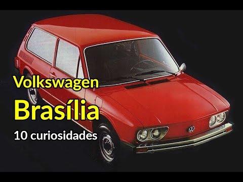 Brasilia: 10 curiosidades de um Volkswagen popular | Carros do Passado | Best Cars
