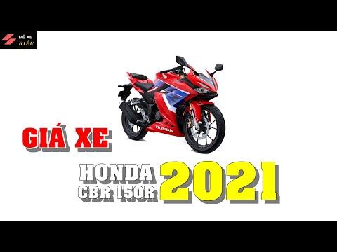 Đánh giá thẳng tay Honda CBR 150R 2021 HRC trong thời cô vy   Giá xe đang dần hé lộ trong T6