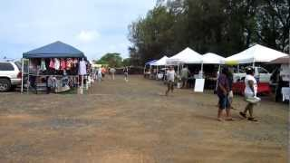 Kauai Markets - July 18th, 2012