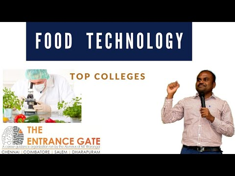 Food Technology   Scope   Opportunities   Top colleges