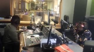 Kwenisto Makgakga's LIVE Interview with NDLOVUKAZI  on his Thobela FM's show Baswa le bo kamoso
