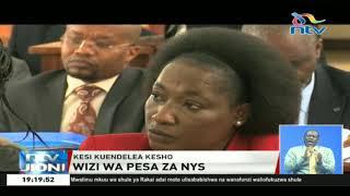 Mshukiwa wa sakata ya NYS Anne Ngirita aruhusishwa kupata matibabu