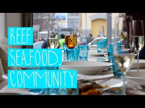 REEF sea.food.community. Первые впечатления от нового рыбного ресторана