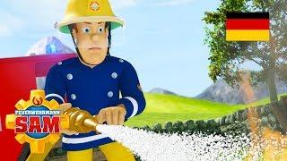 Feuerwehrmann Sam Deutsch Neue Folgen | Die Hitzköpfe - Feuerwehrtraining | Folgen HD  Kinderfilme