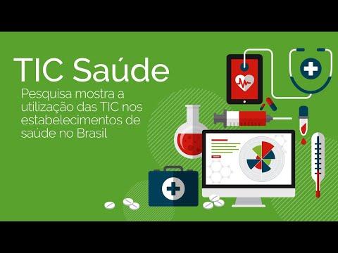 Lançamento Pesquisa TIC Saúde 2019