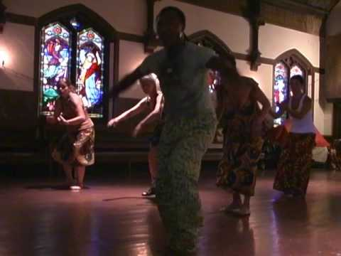 African Dance and Drum class with Yolani Bangouri