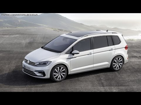 All new 2016 volkswagen touran compact minivan official photos youtube all new 2016 volkswagen touran compact minivan official photos publicscrutiny Gallery