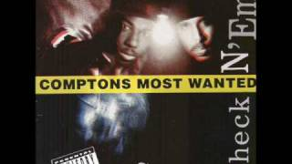Comptons Most Wanted  - Compton