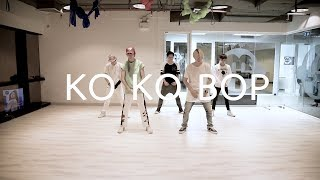 Ko Ko Bop - EXO coverdance by MonkeyTown @GMMGRAMMY