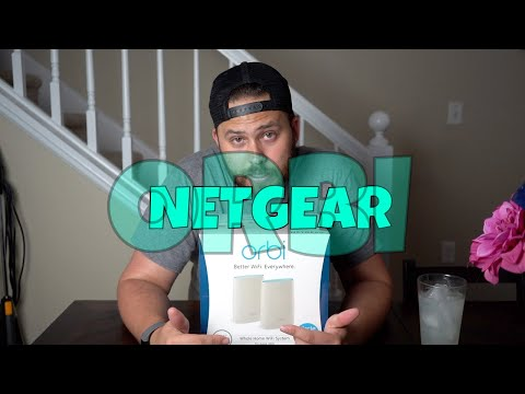 Netgear Orbi: A Great Mesh System?? [Unboxing & Thoughts]