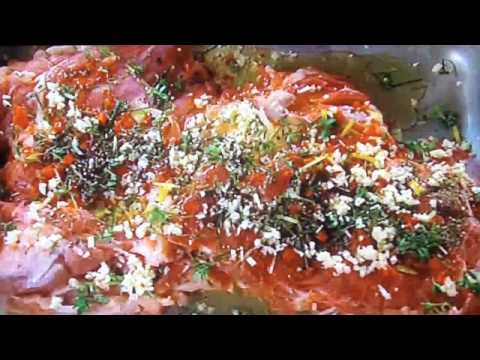 Rick Stein's Butterflied BBQ Leg Of Lamb