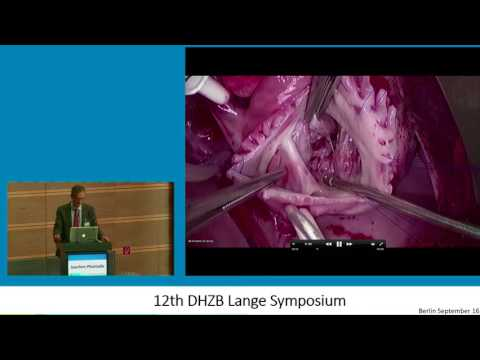 Photiadis:  Standardized surgery in simple AV canal