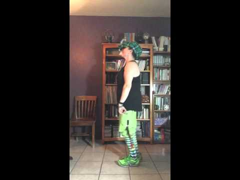 Dance Above the Rainbow, by Ronan Hardiman (Zumba®Gold)