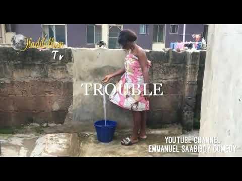 Download Trouble dey sleep Yanga go wake am.