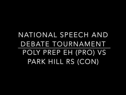 Poly Prep EH vs Park Hill RS Nats16 Round 11