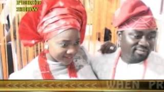 ODI  MERCY JOHNSON OKOJIE DEDICATES PURITY TO D LORD IN GRAND  STYLE PT B
