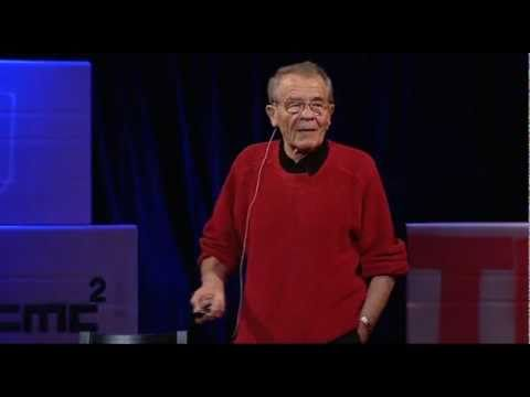 TEDxDanubia 2011 - Hankiss Elemér -  Életstratégiák a bizonytalanság korában