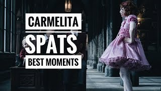 Carmelita Spats || BEST MOMENTS || A Series of Unfortunate Events Season 2 || Netflix