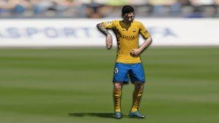 FIFA 16 Unlockable Celebrations Tutorial (all 18)