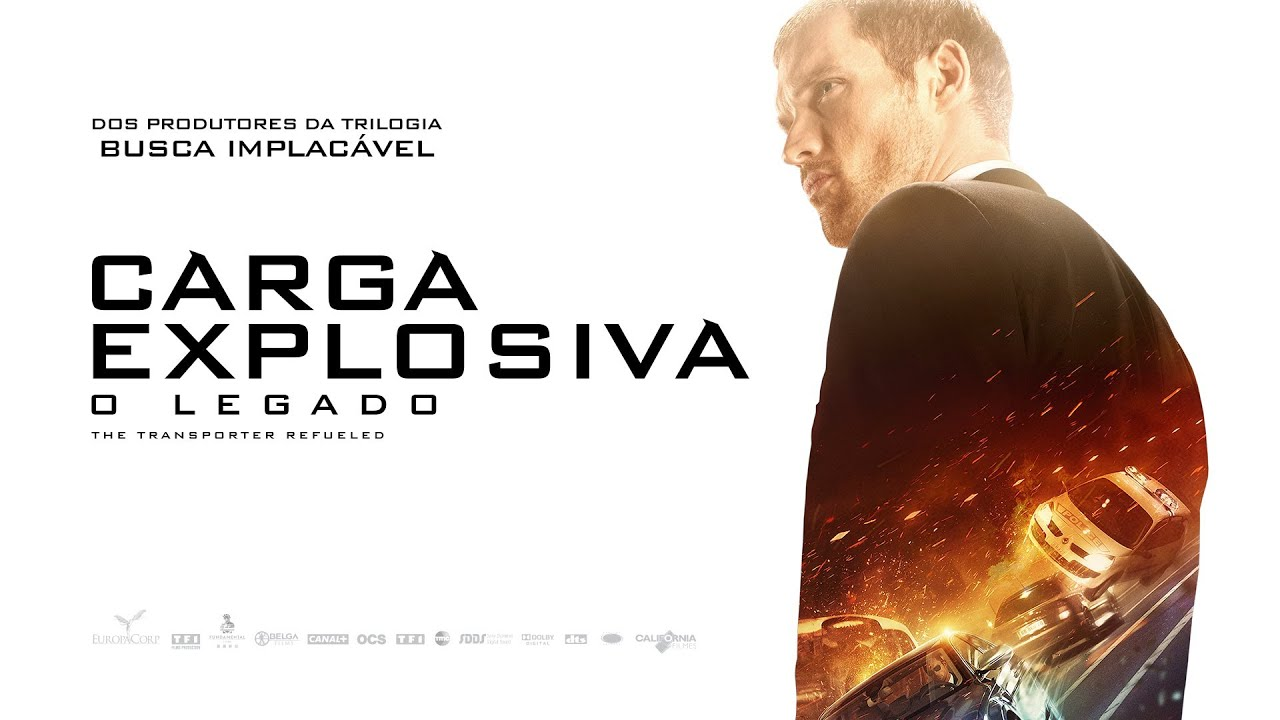 Carga Explosiva O Legado The Transporter Refueled 2015