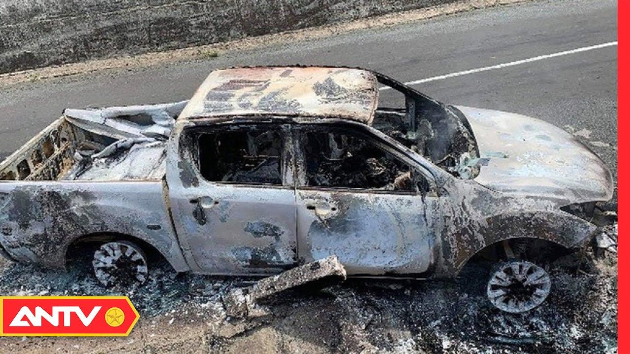 Nóng: Bắt Bí thư xã là nghi can giết người, đốt xe bán tải ở Đắk Nông | ANTV