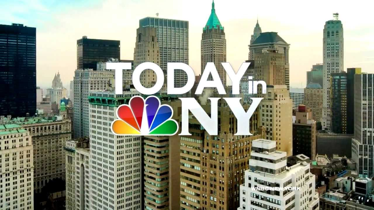 WNBC Today In New York Open 2012 Present YouTube