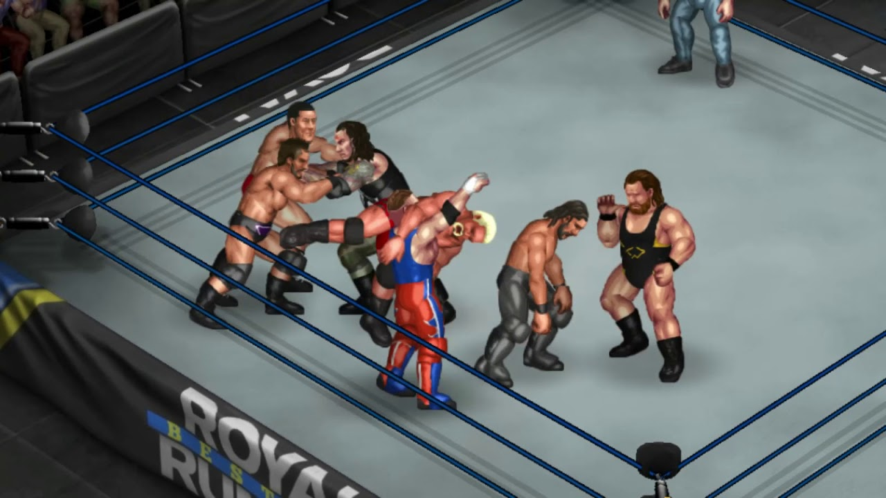 Download The Bestest Royal Rumble (FPW Mod)