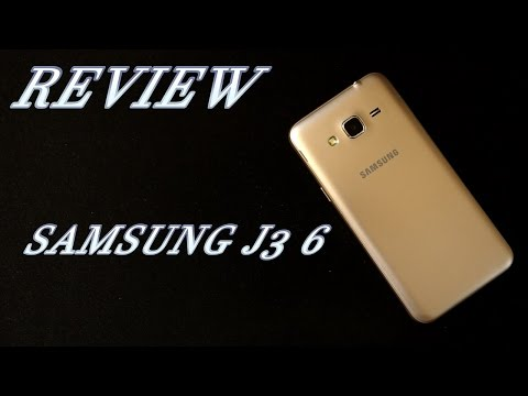 Samsung Galaxy J3 [6] Review