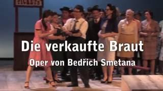 Die verkaufte Braut - Theater Aachen
