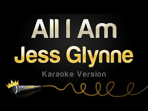 Jess Glynne - All I Am (Karaoke Version)