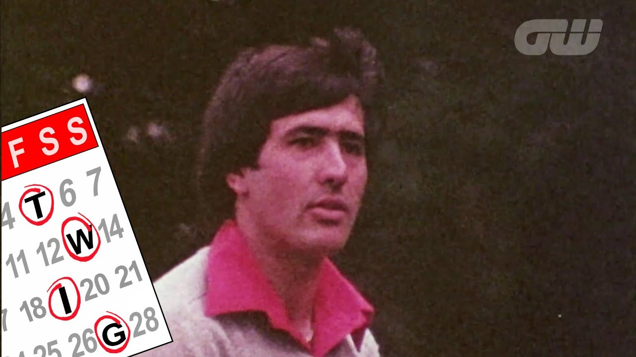 This Week In Golf Seve And Co Make Their Bow At The 1979 Ryder Cup