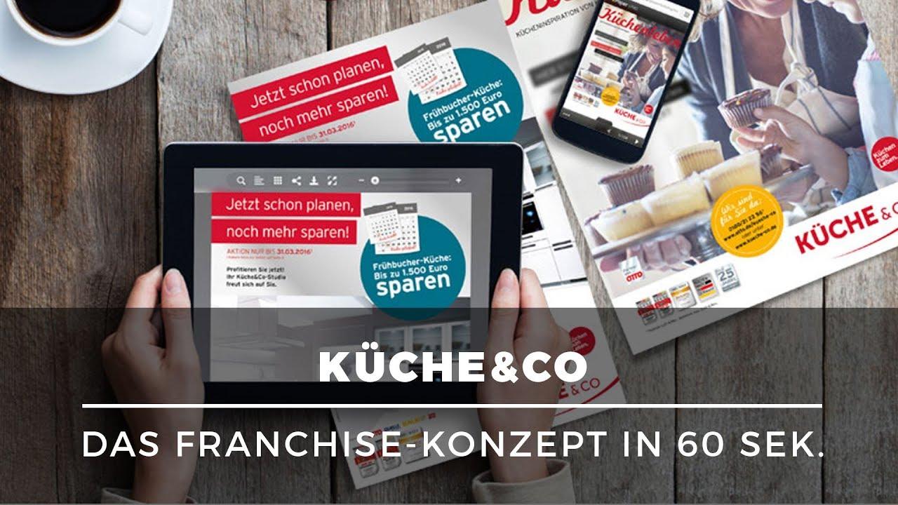 Küche&Co Franchise-Anbieter - Einbauküchen-Fachhandel, Küchenstudio