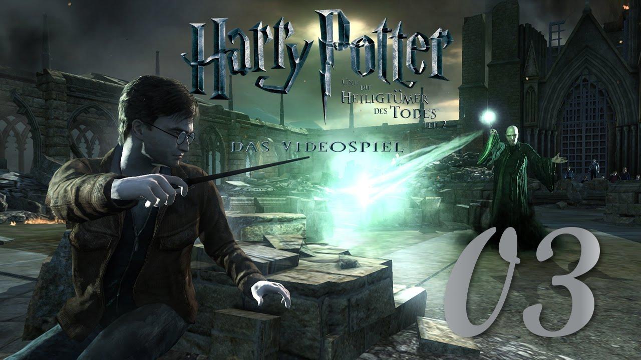 Harry Potter Heiligtümer Des Todes Teil 2 Sat 1