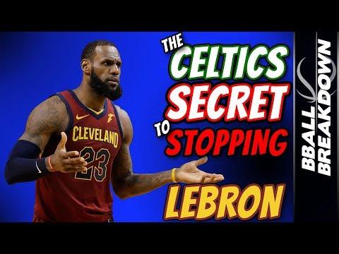 The Celtics SECRET To Stopping LEBRON James