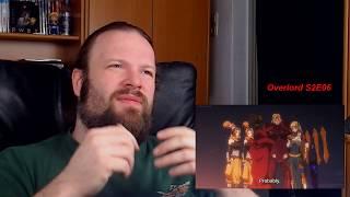 Overlord Season 2 Episode 6 Reaction - thrown away like trash